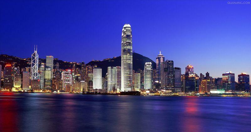香港旅游景点地图查询