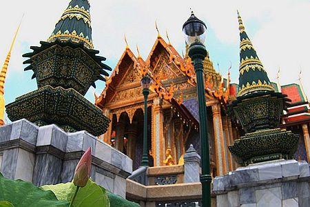 <泰国曼谷-芭提雅5晚6日游>