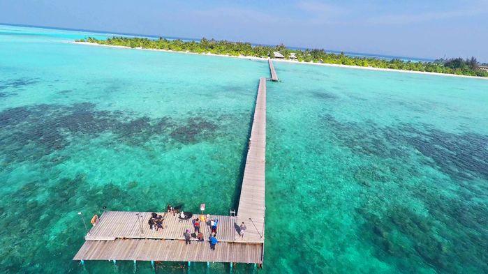 [马尔代夫 ]快乐岛 fun 6天4晚 详细攻略 游记