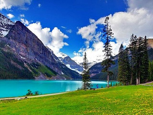 <加拿大-温哥华-落基山-维多利亚-惠斯勒7晚8日游>温哥华接送机,落基山纯美自然风光,花园城市维多利亚,小瑞士惠斯勒,赠送大礼包