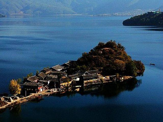 丽江至泸沽湖往返直通车(往返7日有效)自选第二或第三至六日回程,走进女儿国,了解摩梭人