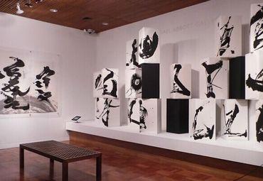 艺术长廊设计效果图