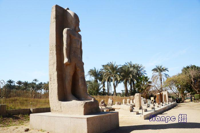 各种古埃及石雕图片