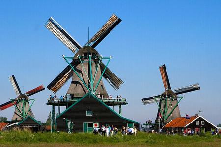 <西欧荷兰+比利时+卢森堡+德国5日游>法兰克福、科隆、阿姆斯特丹、布鲁塞尔(含签证辅助材料),当地游