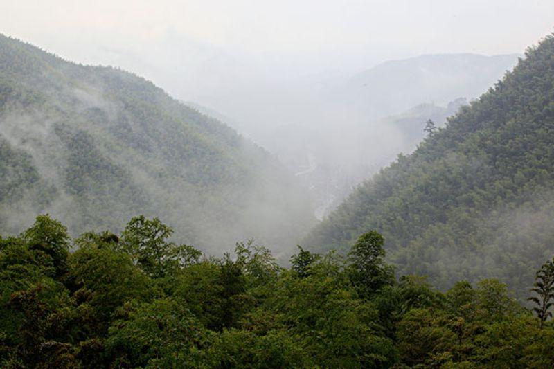 江南天池旅游 江南天池介绍 江南天池旅游景点图片