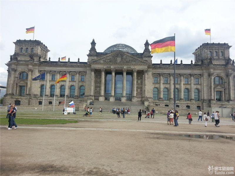 多彩的德国首都柏林《近百美图》图片