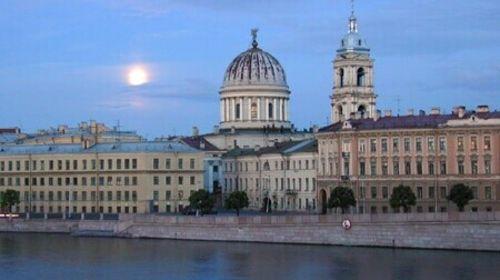俄罗斯-莫斯科+圣彼得堡双