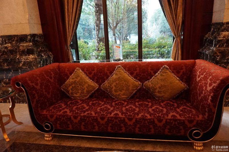 双飞沙发摆设图片欣赏
