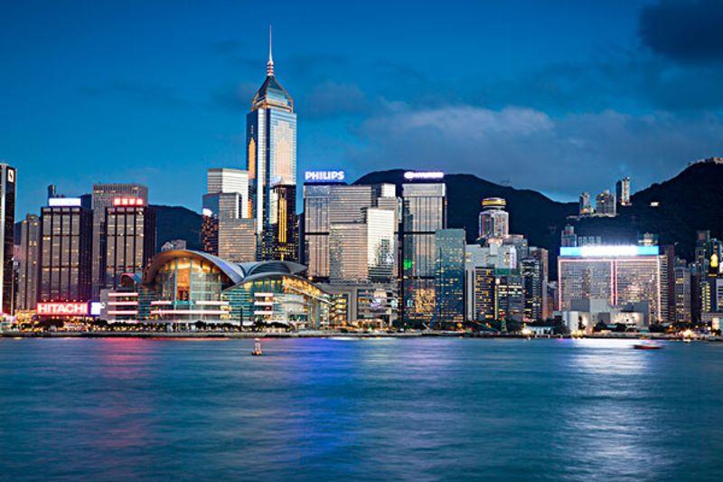 香港最佳旅游景点_香港景点介绍_浅水湾_大屿山