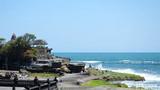 巴厘島努沙杜瓦海灘日出