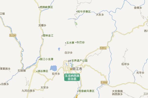 丽江市旅游景点地图_丽江市旅游简介_丽江市旅游介绍