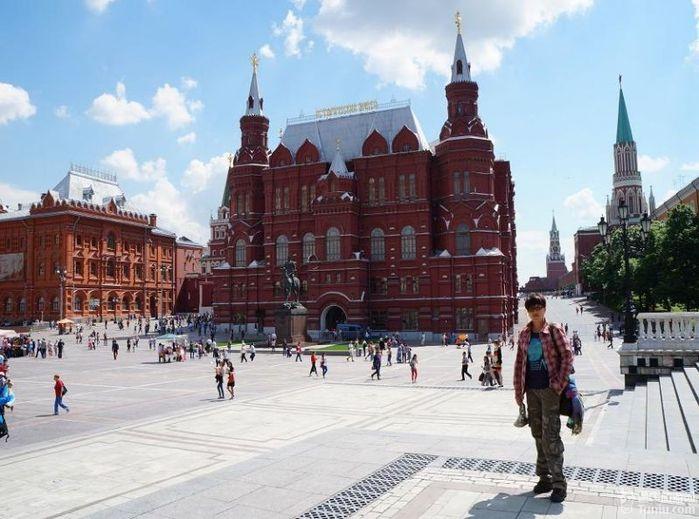 【俄罗斯】感受世界上最大的国家(自由行走俄罗斯攻略)【多图】_法兰克福大教堂游记