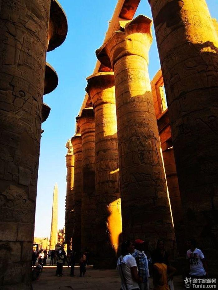 【埃及】一座神庙,即使荒芜,也是祭坛—忆那年的埃及行【多图】_未完成的方尖碑游记