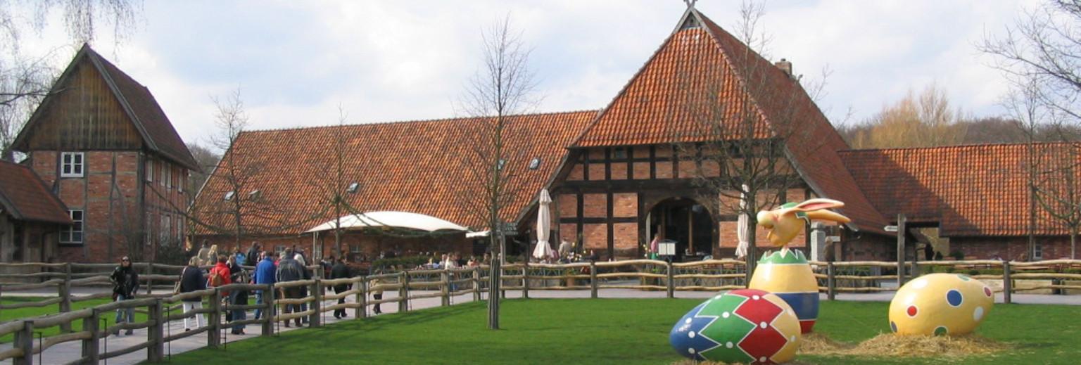 汉诺威旅游景点 汉诺威动物园旅游攻略  有2张图 新 人 专 享 ¥100
