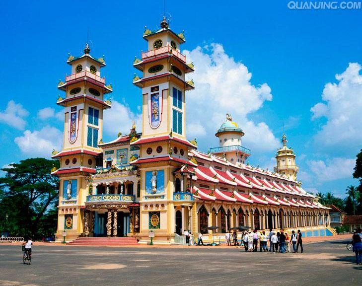 越南旅游点_越南热门景点_越南攻略图片