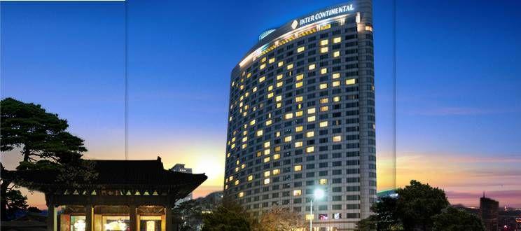 韩国首尔乐天酒店_