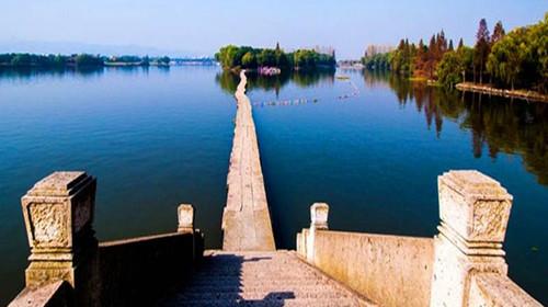 柯岩(鉴湖,鲁镇)风景区