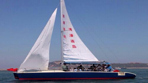 古代帆船的结构