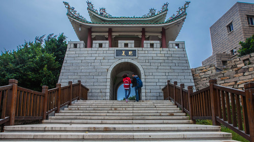 漳州古城建筑简笔画