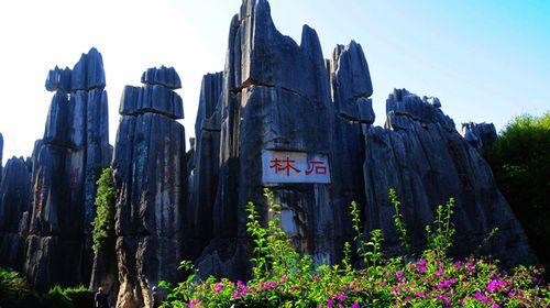 石林名胜风景区高清图片