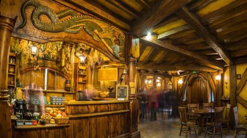 古代小酒馆装修效果图