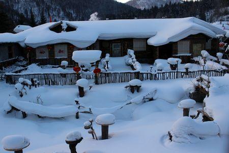 葫芦岛到雪乡跟团旅游_2014_11-2015-01月葫芦岛到跟