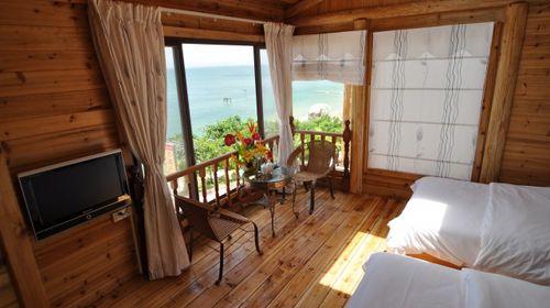 坐落在岛上环岛路的独栋别墅-凤凰别墅内景