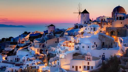 [国庆]欧洲希腊一地9-10日游