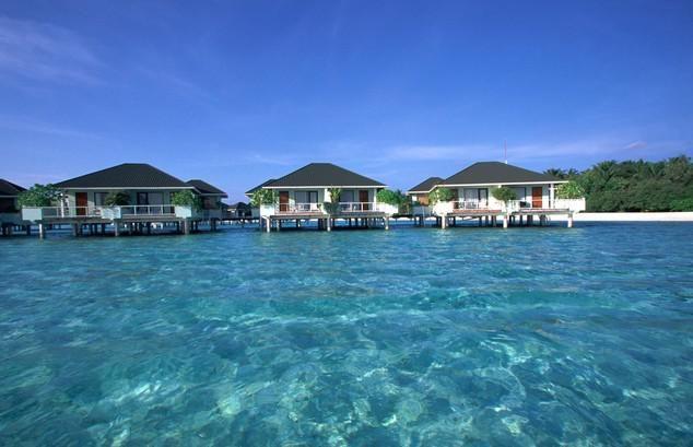 马尔代夫天堂岛双飞4晚6日游>2沙2水,东航直飞,浮潜