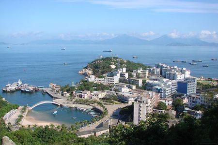 阳西沙扒湾2日游>宿海滨渔村度假屋