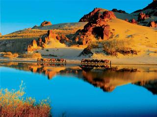 内蒙古乌拉盖草原星级跟队自驾4日游 寻找你心中的草原