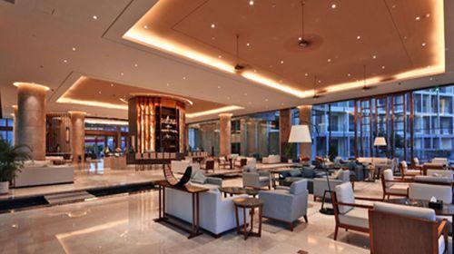 颐和酒店大堂图片