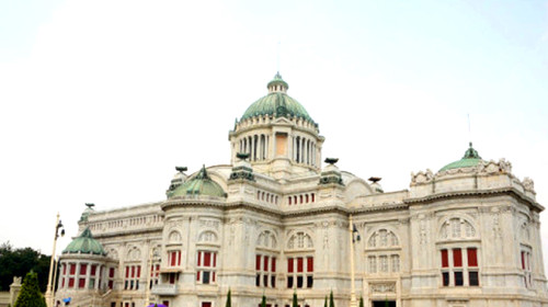 欧式皇家风格建筑
