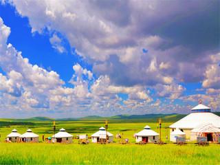 [端午] 内蒙古乌拉盖草原星级跟队自驾4日游>寻找你心中的草原