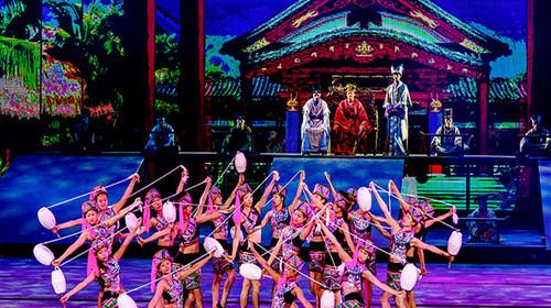 三亚宋城千古情1日游>一生必看的演出,中国人气超旺的主题公园