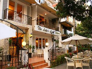 西堤咖啡一条街—小资休闲聚集地