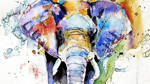 泰国曼谷学习手绘画-2小时游>diy属于自己的图画(当地游)