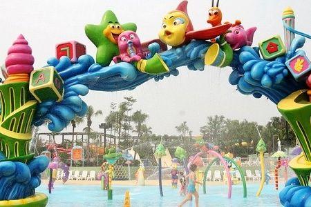 长隆暑期亲子通玩双卧4晚5日游野生动物园,欢乐世界,水上乐园