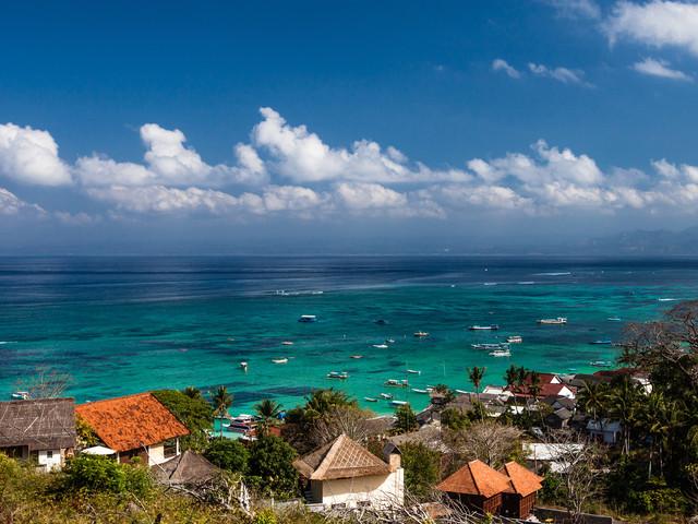 【特惠】<巴厘岛-蓝梦岛快艇一日游>海底漫步,多样水上活动,丰富自助午餐,蓝梦岛环岛游,浮潜圣地,多种套餐搭配可选