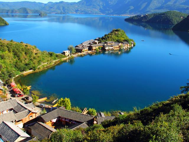 <丽江-泸沽湖往返直通车>含接送,可选第2日或第3日返回