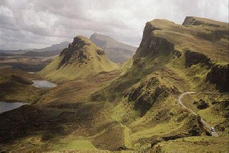 <苏格兰高地天空岛2晚3日线路-当地散拼团游>送爱丁堡市区游, 爱丁堡格拉斯哥出发(当地游)
