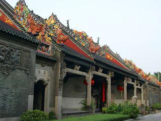 <广州白云山-陈家祠-五羊雕像-珠江夜游1日跟团游>含2正餐