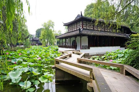 <苏州-上海2日游>游拙政园,虎丘斜塔,魅力都市,高铁返无锡
