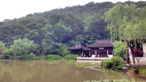 南山风景名胜区在南北朝至明代为鼎盛时期.