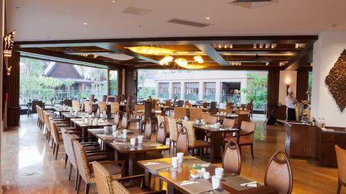 三亚湾红树林度假世界酒店餐厅