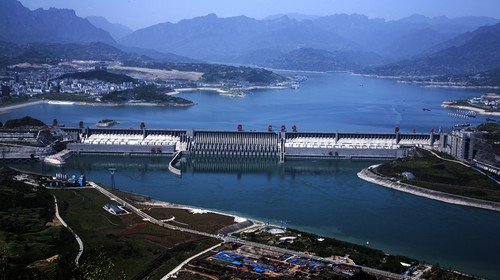 宜昌三峡大坝半日游 市区和东站可自由选择
