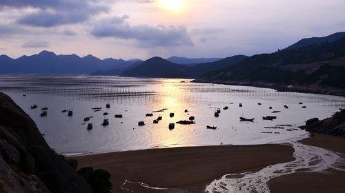 爱尚霞浦_ 福建霞浦4日游>中国最美的滩涂,摄影