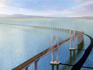 南澳大桥图片