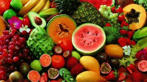 热带水果风暴(图片仅供参考)图片