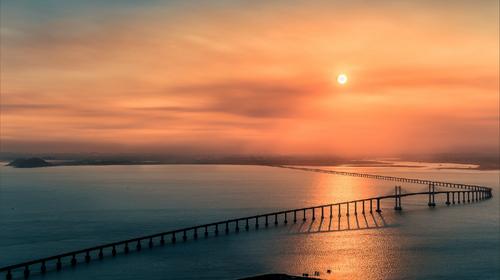 南澳 跨海大桥1日游 南澳夜游
